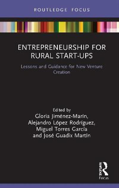 Entrepreneurship for Rural Start-ups - Gloria Jimenez-Marin