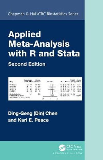 Applied Meta-Analysis with R and Stata - Ding-Geng (Din) Chen