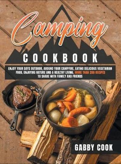Camping Cookbook - Gabby Cook
