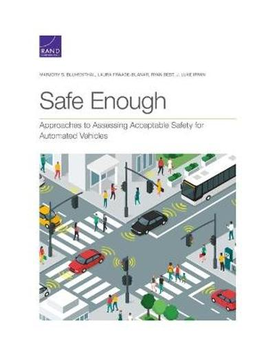 Safe Enough - Marjory S Blumenthal