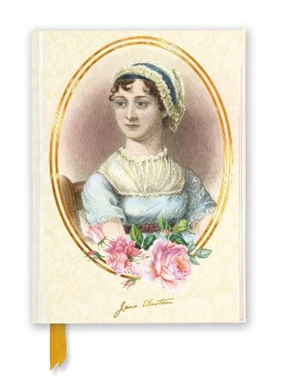 Jane Austen (Foiled Journal) - Flame Tree Studio