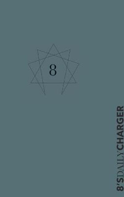 Enneagram 8 DAILY CHARGER Planner - Enneapages