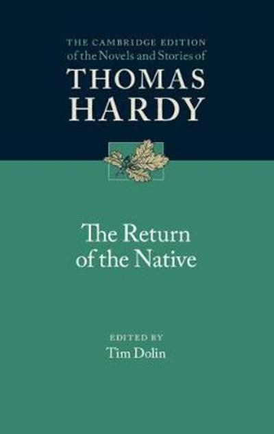 The Return of the Native - Thomas Hardy