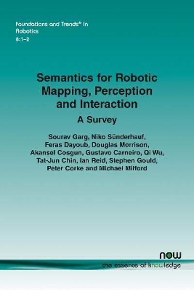 Semantics for Robotic Mapping, Perception and Interaction - Sourav Garg