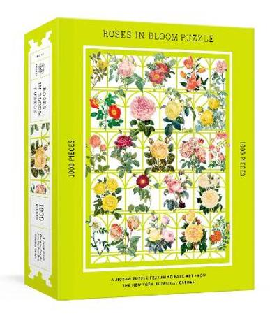 Roses in Bloom Puzzle - THE NEW YORK BOTANICAL GARDEN