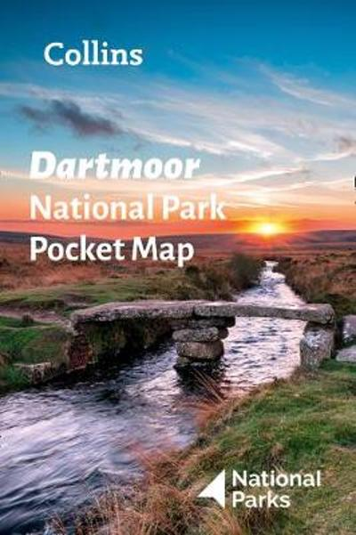 Dartmoor National Park Pocket Map - National Parks UK
