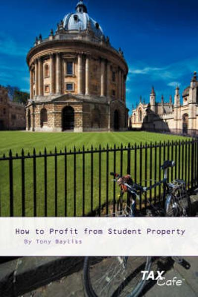 How to Profit from Student Property - Tony Bayliss