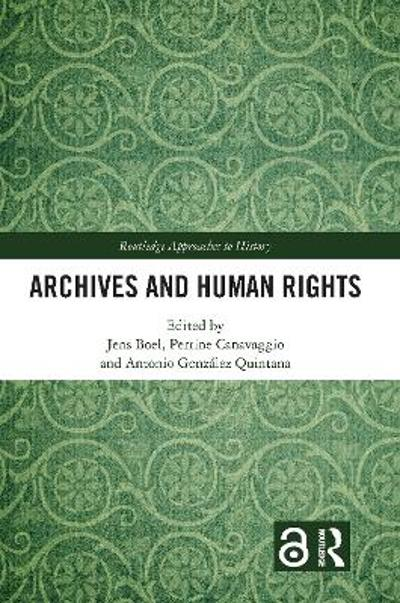 Archives and Human Rights - Jens Boel