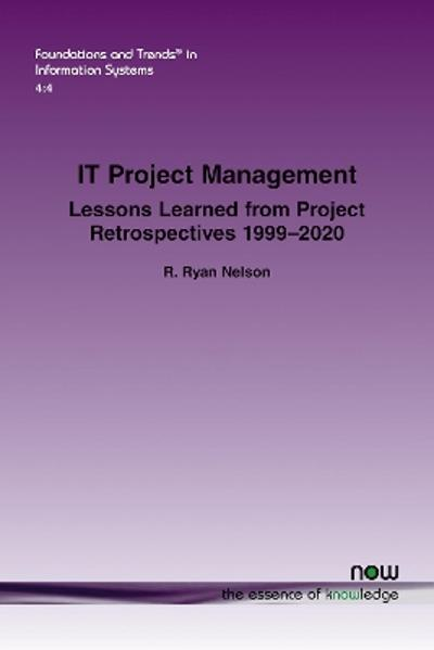 IT Project Management - R. Ryan Nelson