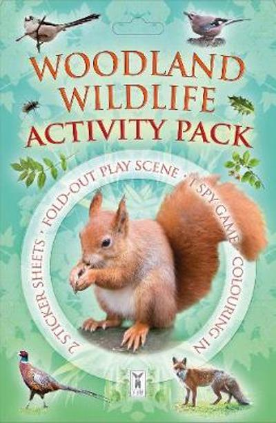Woodland Wildlife Activity Pack - Andrea Pinnington