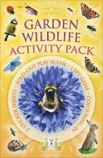 Garden Wildlife Activity Pack - Andrea Pinnington