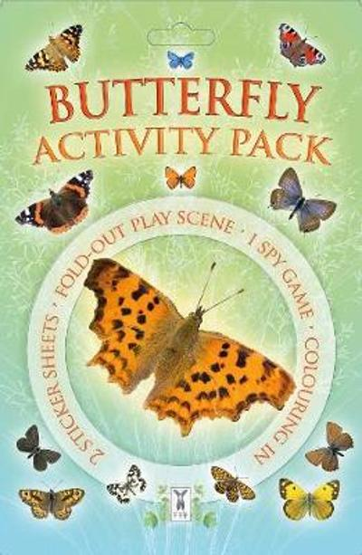 Butterfly Activity Pack - Buckingham Caz