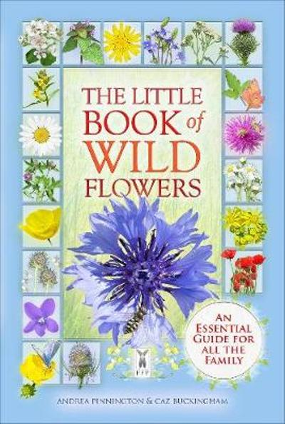The Little Book of Wild Flowers - Caz Buckingham