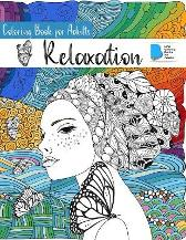 Coloring Book for Adults Relaxation - Coloring Books For Adults