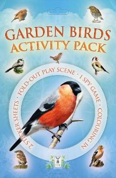 Garden Bird Activity Pack - Caz Buckingham