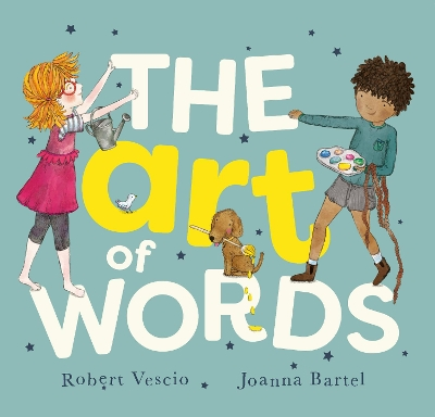 The Art of Words - Robert Vescio
