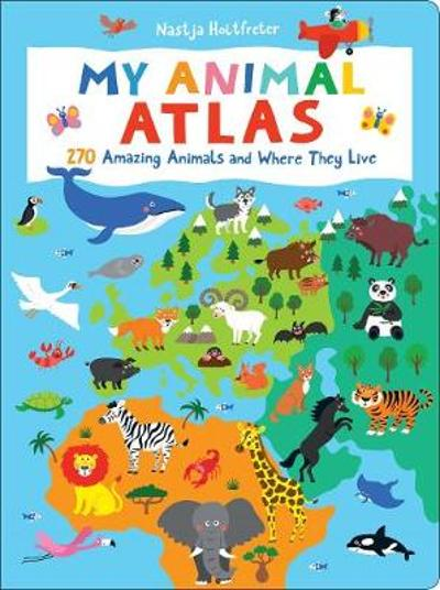 My Animal Atlas - Natsja Holtfreter