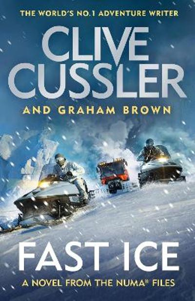 Fast Ice - Clive Cussler