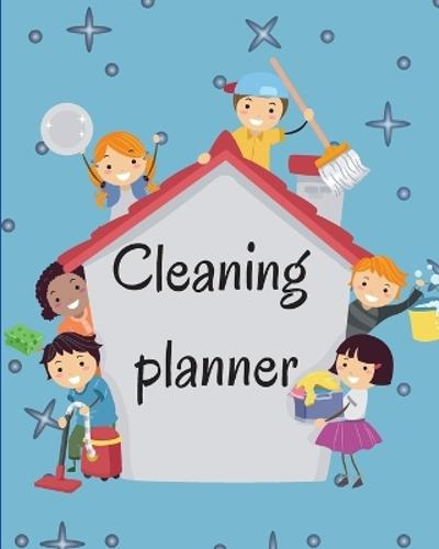 Cleaning planner - Mario M'Bloom