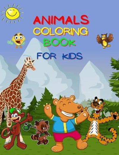 Animals Coloring Book For Kids - Snow Thome