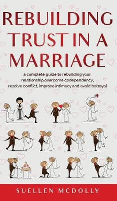 Rebuilding Trust in a Marriage -2 books in 1- - Suellen McDolly