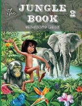 The Jungle Book 2 Coloring Book - Liudmila Coloring Books