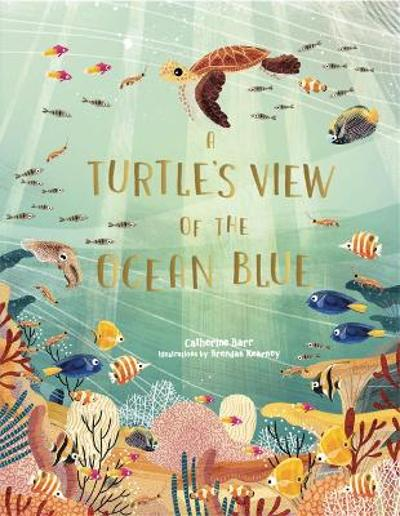 A Turtle's View of the Ocean Blue - Catherine Barr