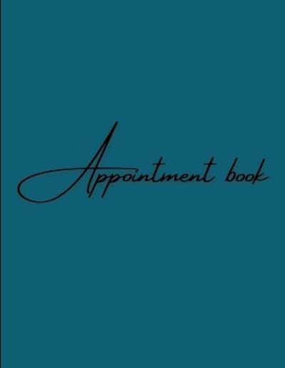 Appointment book - Mario M'Bloom