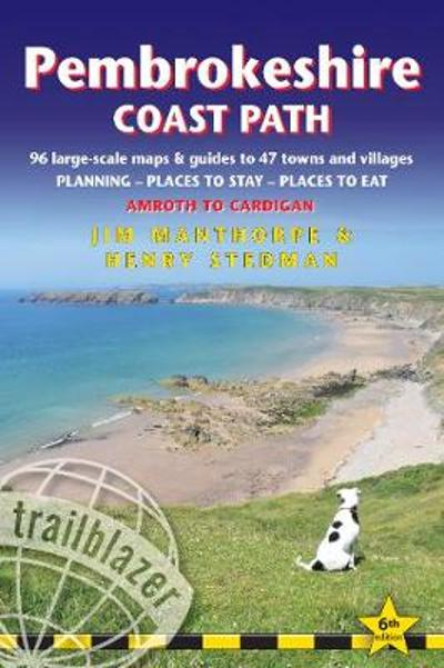 Pembrokeshire Coast Path, Trailblazer British Walking Guide -