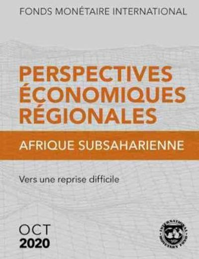 Regional Economic Outlook, October 2020, Sub-Saharan Africa (French Edition) - International Monetary Fund