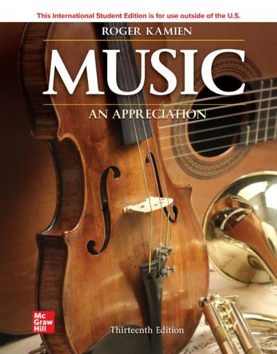 ISE eBook Online Access for Music: An Appreciation - JONES