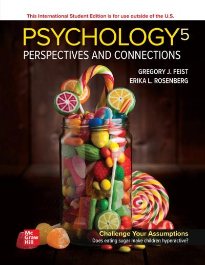 ISE eBook Online Access for Psychology: Perspectives & Connections - EDMONDS