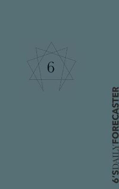 Enneagram 6 DAILY FORECASTER Planner - Enneapages