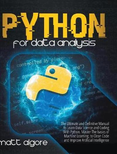 Python For Data Analysis - Matt Algore