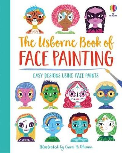 Book of Face Painting - Abigail Wheatley