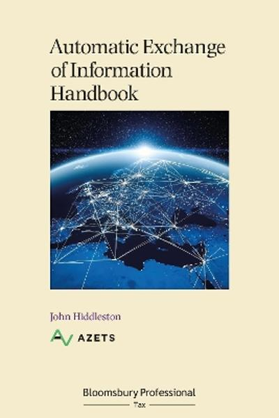 Automatic Exchange of Information Handbook - John Hiddleston