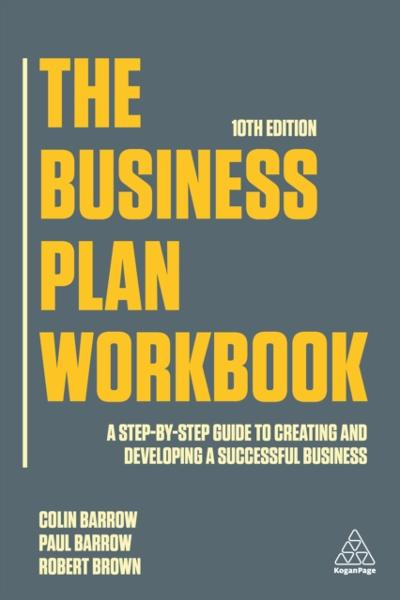 Business Plan Workbook - Colin Barrow