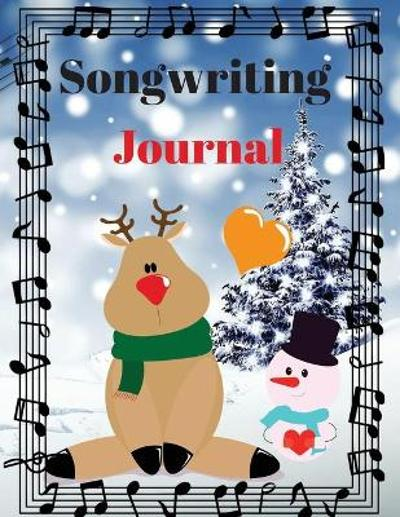 Songwriting Journal - Adil Daisy