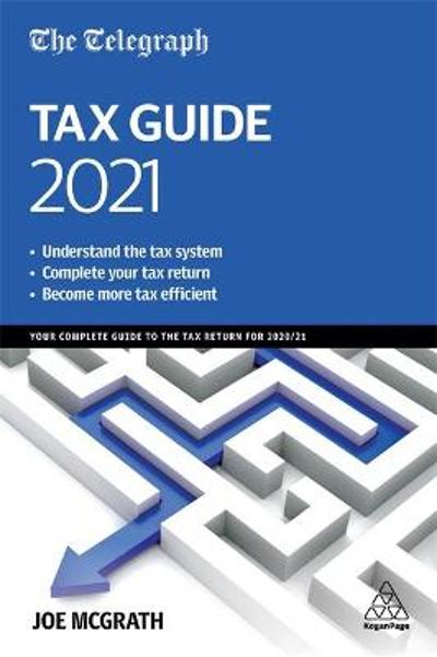 The Telegraph Tax Guide 2021 - joe McGrath