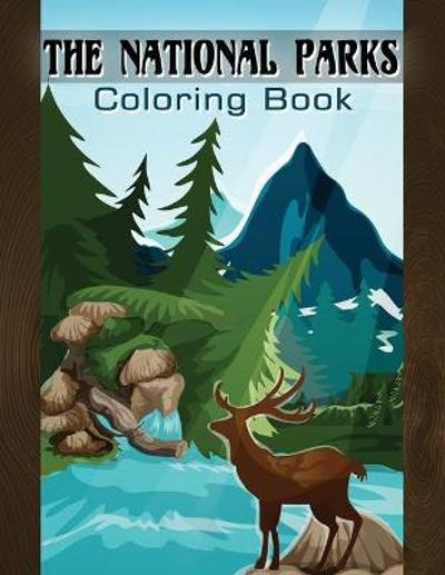 The National Parks Coloring Book - Abby Matthews