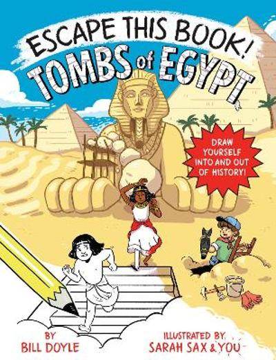 Escape This Book! Tombs of Egypt - Bill Doyle