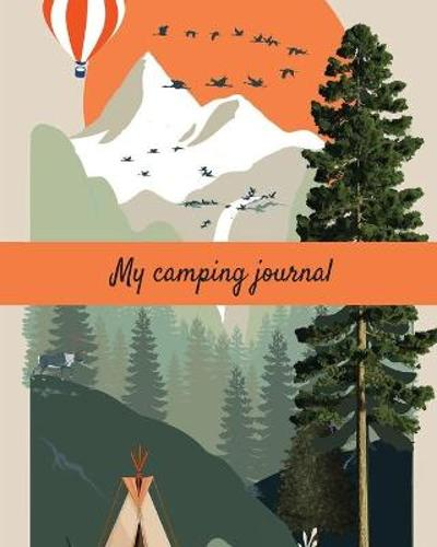 My Camping Journal (Camping Loogbook) - Hector England
