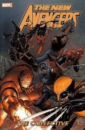 New Avengers Vol.4: The Collective - Brian Michael Bendis Steve McNiven Mike Deodato