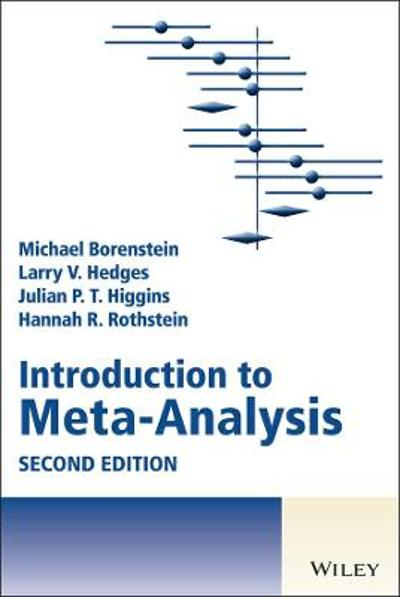 Introduction to Meta-Analysis - Michael Borenstein