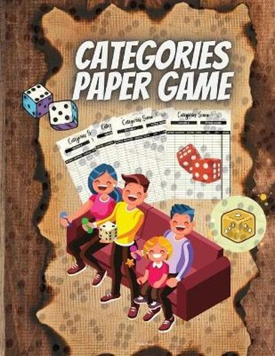 Categories Paper Game - Floie Rosa