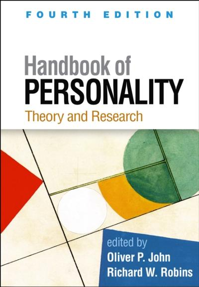 Handbook of Personality, Fourth Edition - Oliver P. John