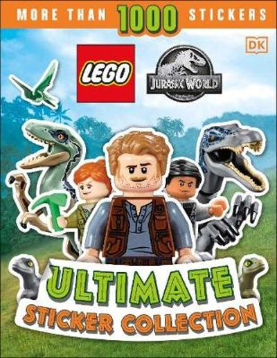 LEGO Jurassic World Ultimate Sticker Collection - Julia March