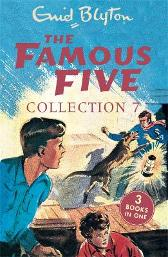 The Famous Five Collection 7 - Enid Blyton