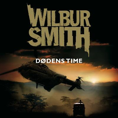 Dødens time - Wilbur Smith