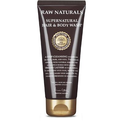 RAW Naturals Supernatural Hair & Body Wash - Raw Naturals